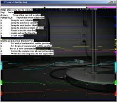 Comskip Screenshot