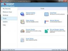 Protegent Total Security Screenshot