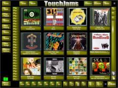 TouchJams Screenshot
