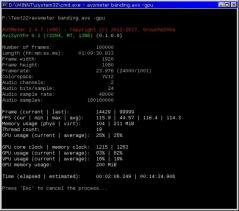 AVSMeter Screenshot