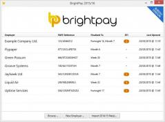 BrightPay Screenshot