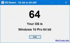 OS Detect Screenshot