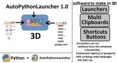 AutoPythonLauncher Screenshot