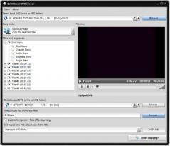 Soft4Boost DVD Cloner Screenshot