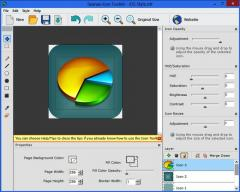 Seanau Icon Toolkit Screenshot
