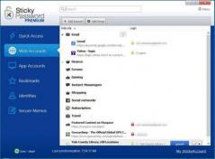Sticky Password Premium Screenshot