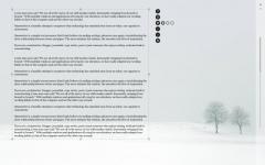 Ommwriter for Mac Screenshot