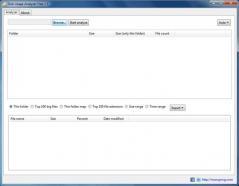 Disk Usage Analyzer Free Screenshot