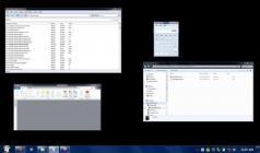 GiMeSpace Desktop Extender 3D Screenshot