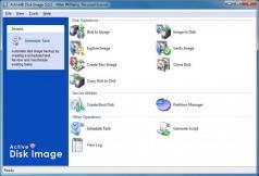 Active@ Disk Image Lite Screenshot