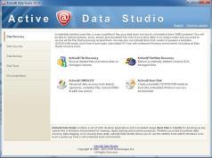 Active@ Data Studio Screenshot