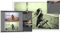 InPixio Free Photo Editor Screenshot