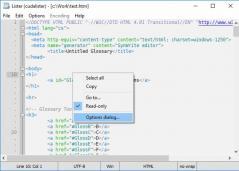 CudaLister Screenshot