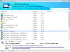 HiBit Uninstaller Screenshot