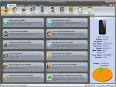 iDevice Manager Screenshot