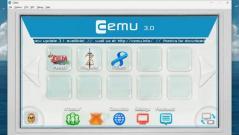 Cemu - Wii U Emulator Screenshot