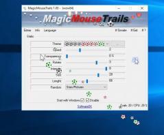 MagicMouseTrails Screenshot