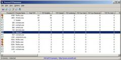 ProcessTCPSummary Screenshot