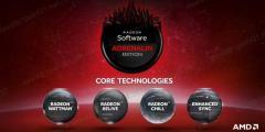AMD Radeon Adrenalin Edition Screenshot