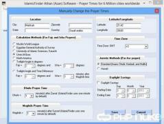 Athan (Azan) Basic Screenshot