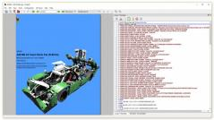 LPub3D Screenshot