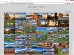 PhotoPageGen Screenshot