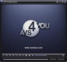 AVS Media Player Screenshot
