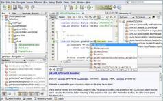 Apache NetBeans IDE Screenshot