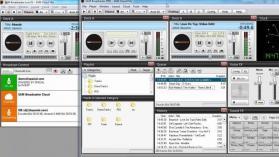 SAM Broadcaster PRO Screenshot