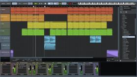 MuLab Screenshot