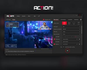 Action! Screenshot