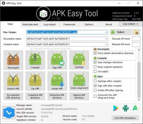Apk Easy Tool Screenshot