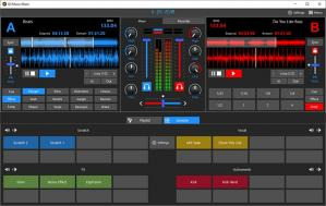 DJ Music Mixer Screenshot