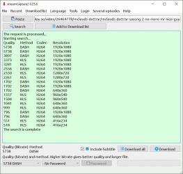 streamCapture2 Screenshot