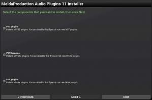 MeldaProduction Audio Plugins Screenshot