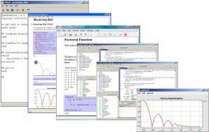 OpenModelica Screenshot