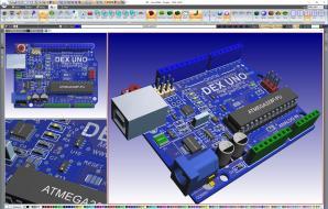 AutoTRAX Design Express Screenshot