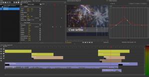 Olive Video Editor Screenshot