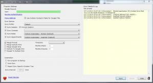 GO Contact Sync Mod Screenshot