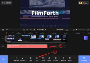 FilmForth Screenshot