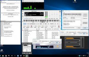 Midi Player Screenshot