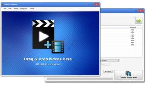 Video Combiner Screenshot