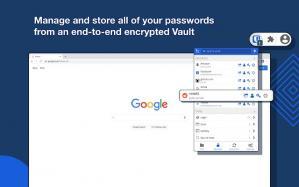 Bitwarden for Chrome Screenshot