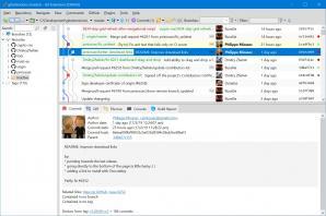 Git Extensions Screenshot