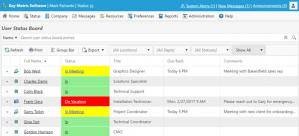 OfficeStatus Screenshot