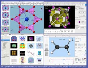 CrystalMaker Screenshot