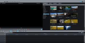Movie Studio Platinum Screenshot