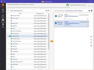 Dockit Archiver Screenshot