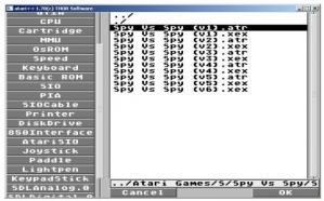 Atari++ Screenshot