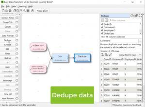 Easy Data Transform Screenshot
